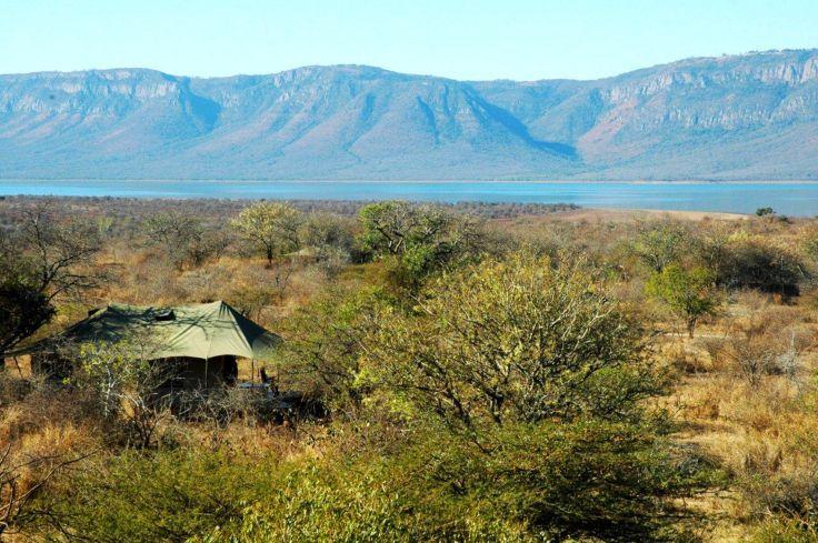 Réserve privée de Pongola - Afrique du Sud