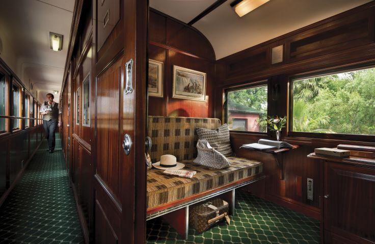 Rovos Rail (Pullman Suite) - Afrique du sud