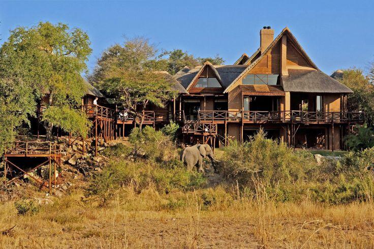 Lukimbi Safari Lodge - Parc Kruger - Afrique du Sud