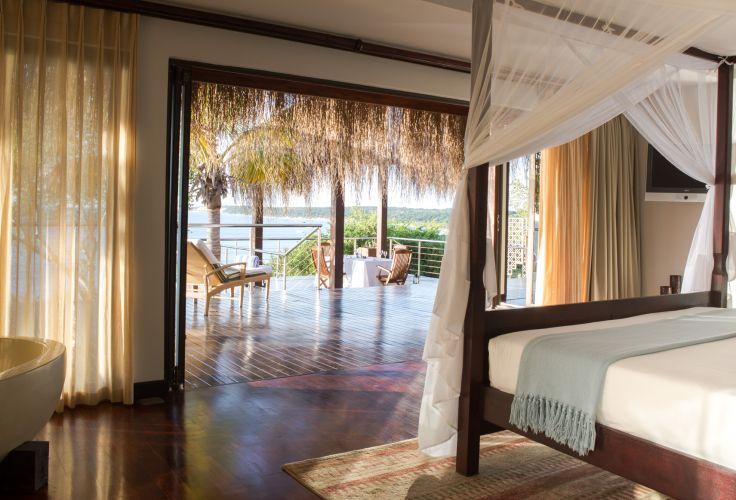 Anantara Bazaruto Island Resort & Spa (Deluxe Sea View Pool Villa) - Ile de Bazaruto - Mozambique