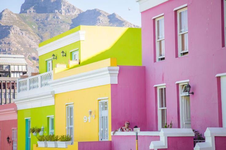 Bo-Kaap - Le Cap - Afrique du Sud