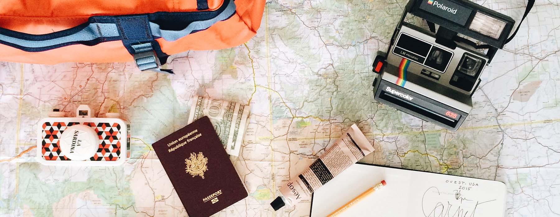 Tourisme et Tour du monde : trouvez un compagnon de voyage