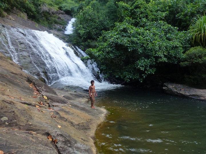 Cascade de Kokingone Poindimie Grande Terre Nouvelle-Calédonie