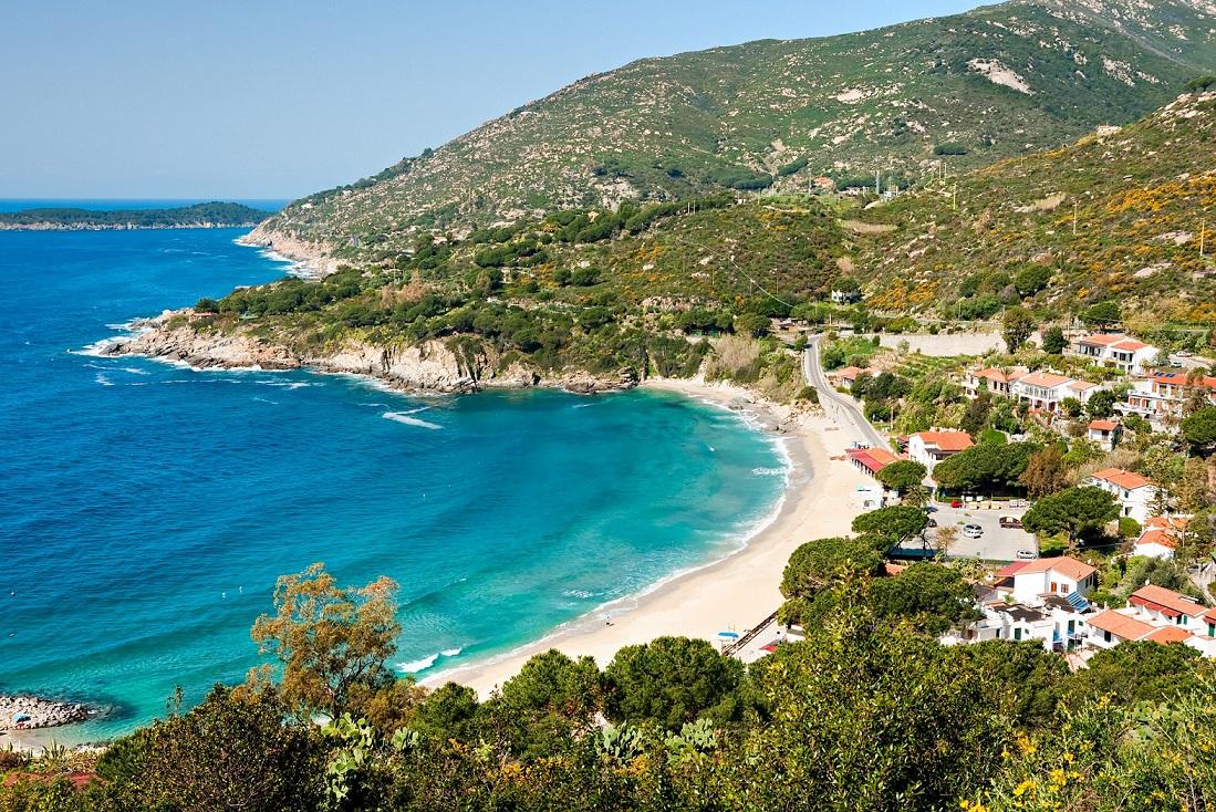 Souvent Les 10 plus belles plages d'Italie – Le Mag Voyageurs NH07