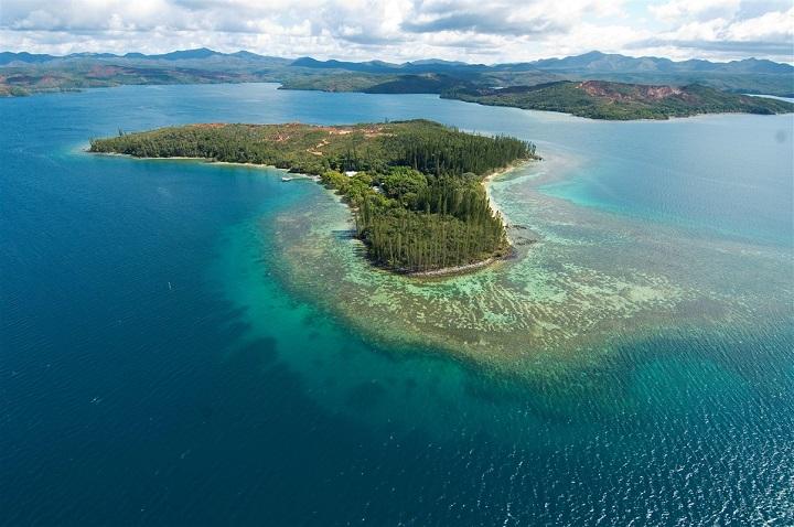 L'îlot Casy Région Grand Sud Nouvelle-Calédonie