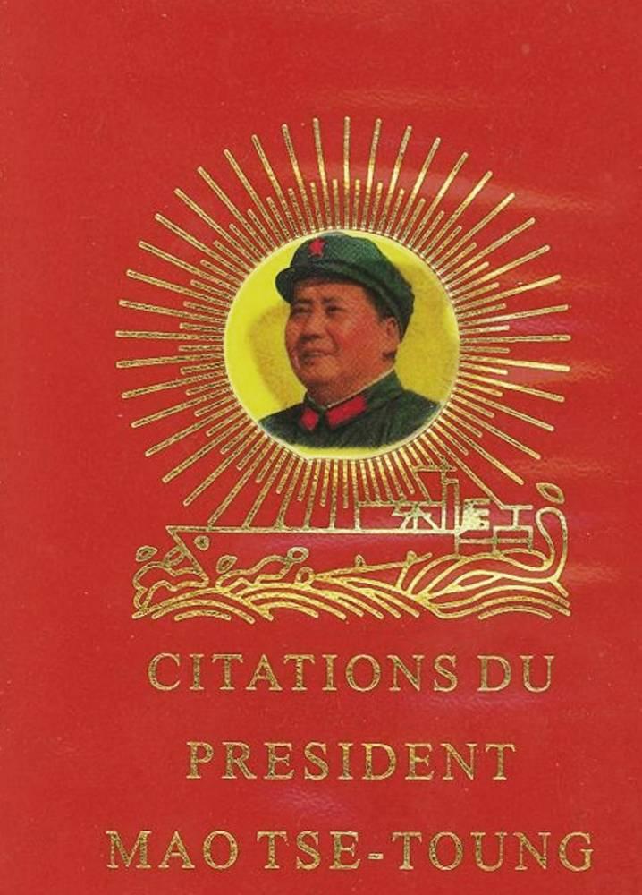 Le petit livre rouge de Mao Tse Toung