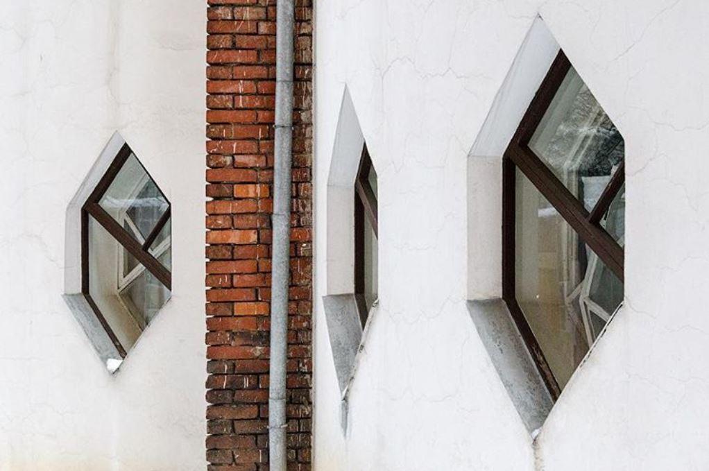 maison Melnikov à Moscou