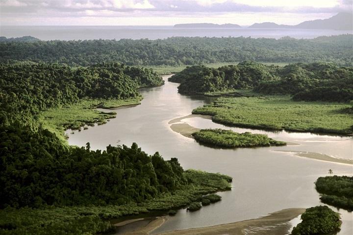 Parc national de Coiba - Panama