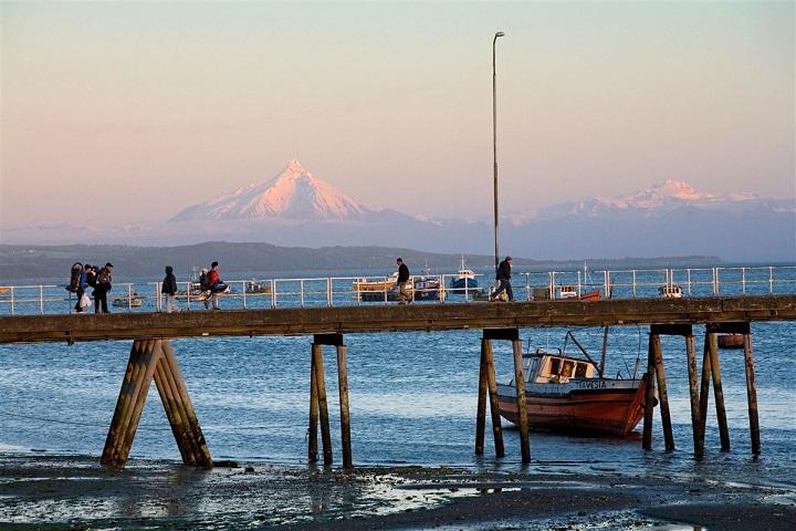 Quellon - Patagonie - Chili