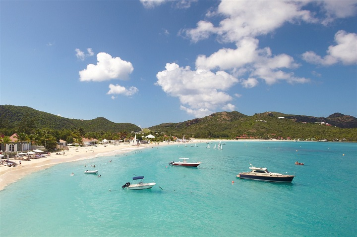 Plage de Saint-Barth