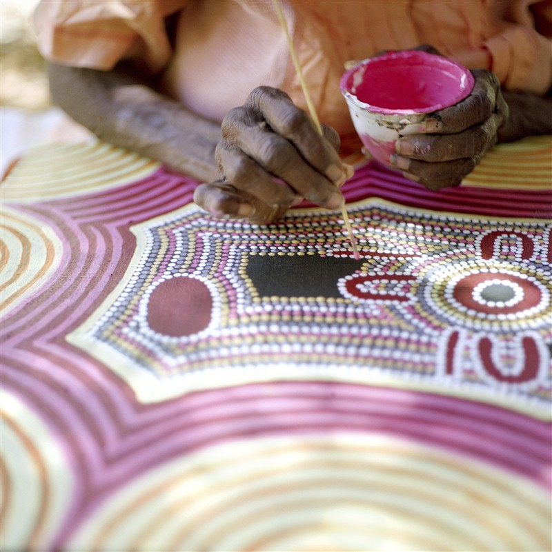 artisans de Alice Springs