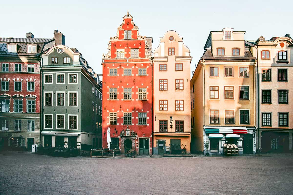 Edificios de Estocolmo