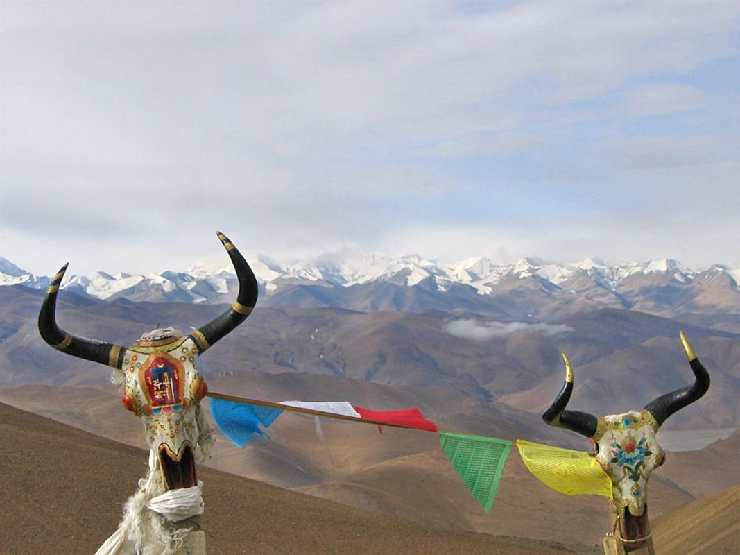 Face au mont Everest
