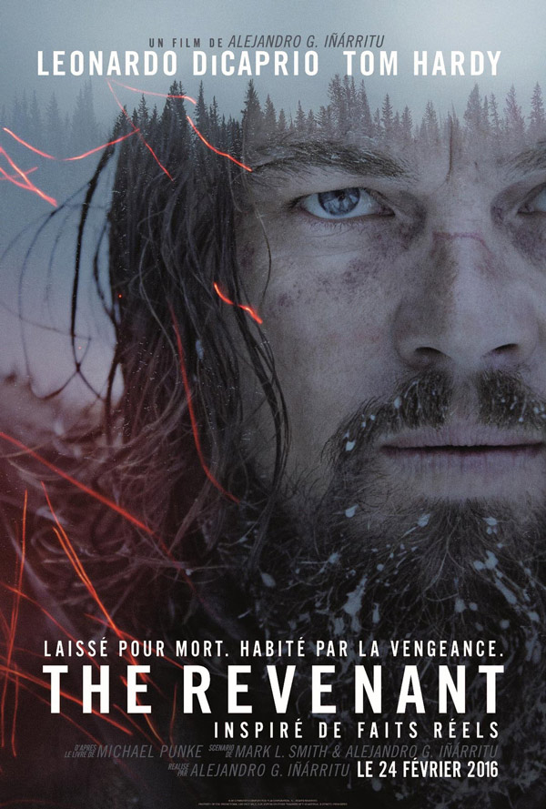 couverture du film The Revenant