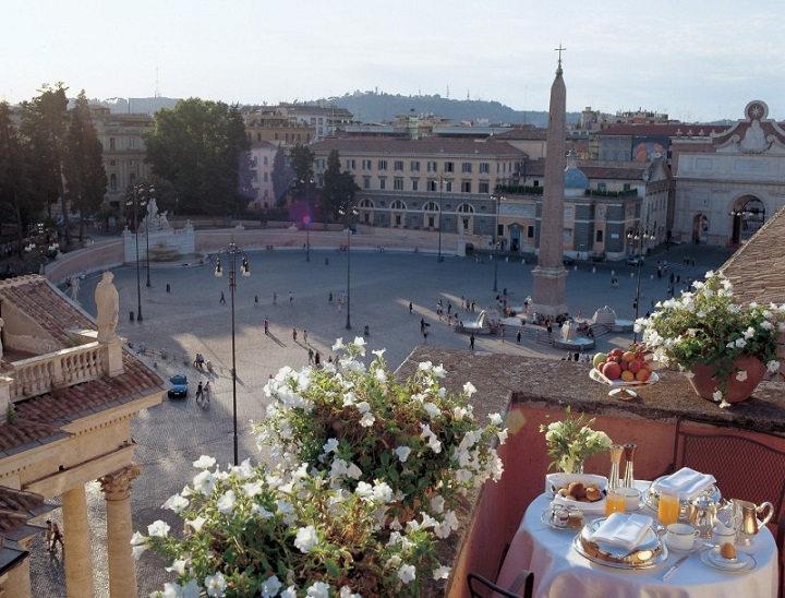 Rome vs barcelone le mag voyageurs for Jardin 1001 saveurs