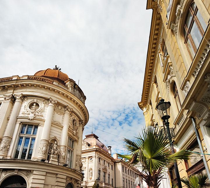 brancher Bucarest