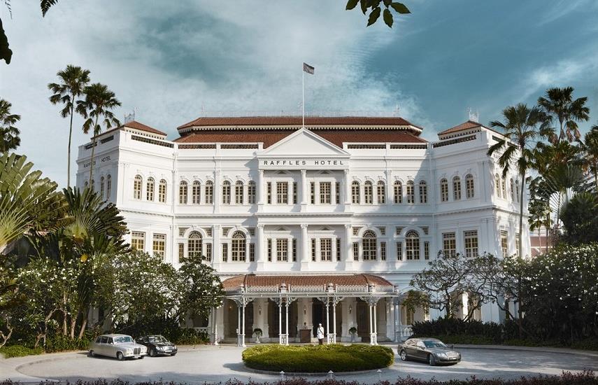 Les Hotels De Legende En Asie Le Mag Voyageurs