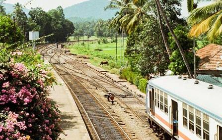 Sri Lanka, la magie du train