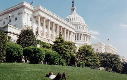 Visiter Washington en 5 films