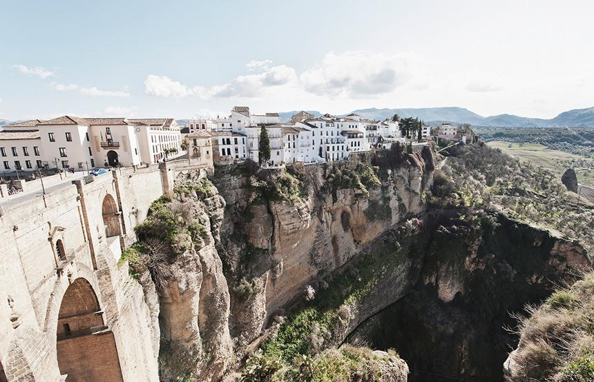Les plus beaux villages blancs d'Andalousie